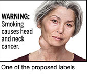 News Picture: FDA Proposes Graphic Warning Labels on Cigarettes