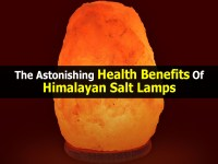 The Astonishing Health Benefits Of Himalayan Salt Lamps
