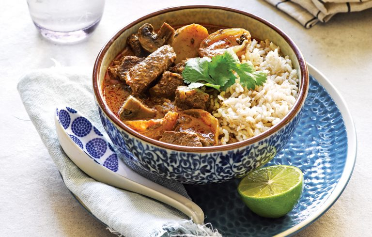 Beef Massaman Curry Recipe - Healthy Food Guide