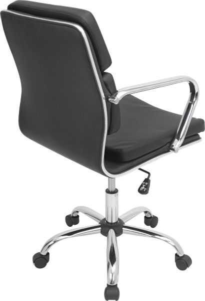 tall adjustable office chair Bachelor Height Adjustable Office Chair with Swivel