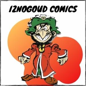 Iznogoud Comics