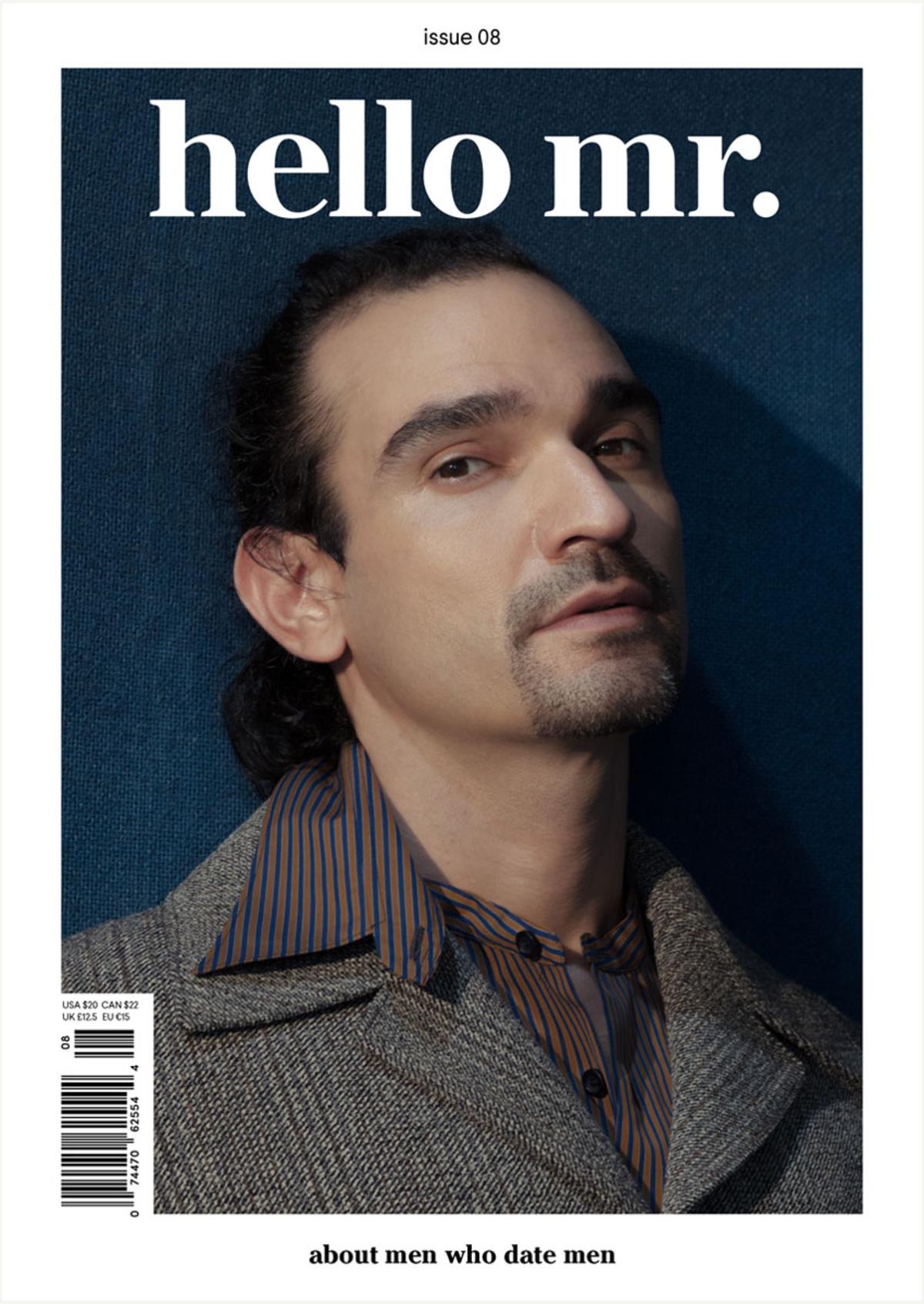 Issue 08 - Hello Mr.