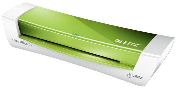 Leitz Lamineringsmaskin A4 för hemmakontor Grön
