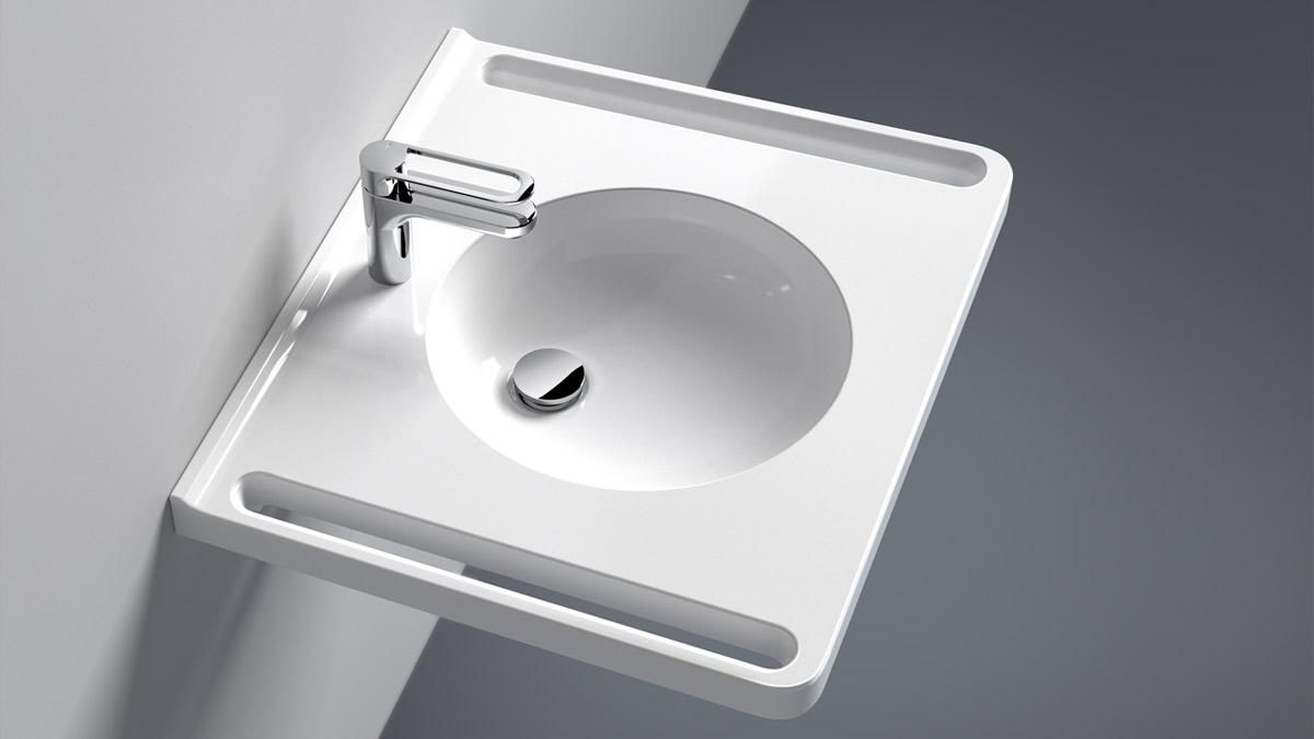 Waschbecken Mit Ablaufrinne  Wohndesign