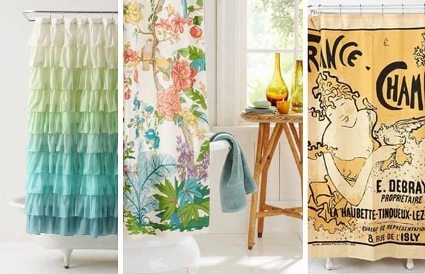 and ideas decorative bathroom houzz curtain curtains gorgeous shower
