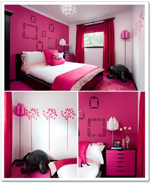 Girls And Boys Rooms: Trading Spaces