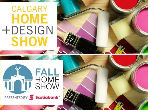Giveaway Tickets To The Toronto And Calgary Home Shows