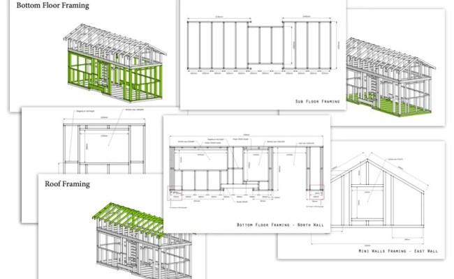 Mid Century Modern Home Floor Plans Modern House