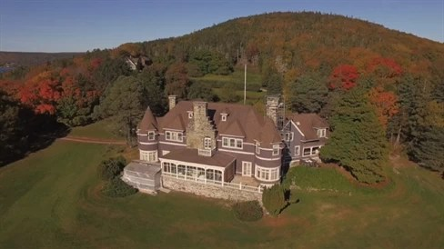 Great Canadian Homes Video  The Home of Alexander Graham