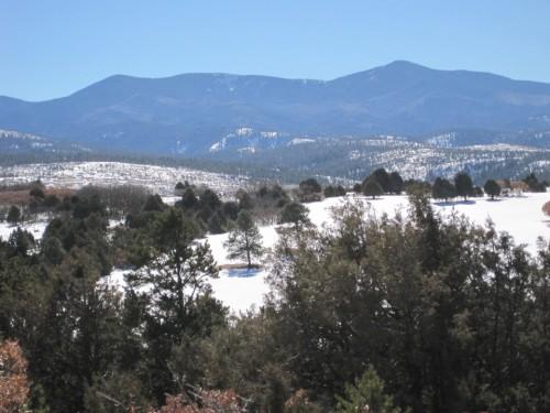 llano snow