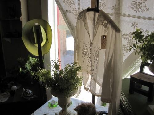 antique clothing