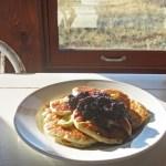 Kim Moss's Fabulous Buttermilk Pancakes