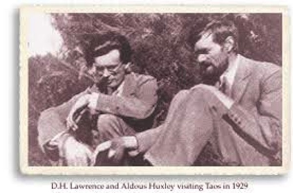 Lawrence and Aldous Huxley