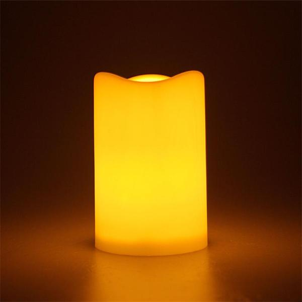 Outdoor LED Candles with Timers
