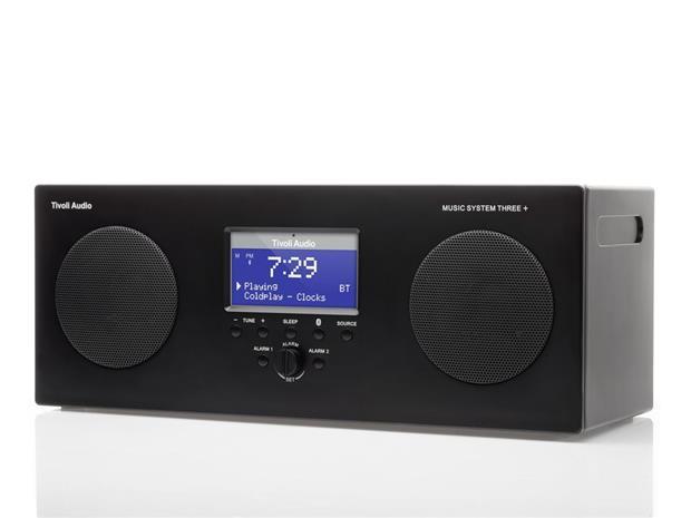 Tivoli Audio Music System Three Plus Bluetooth-radio. hinta 100