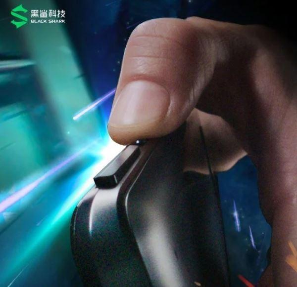 Teaser HP Gaming Black Shark 4. (Weibo via Gizmochina)