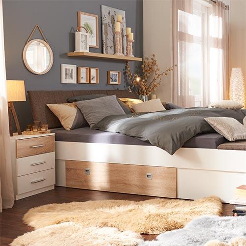 Schlafzimmer Ideen  Schlafzimmermbel bei Hffner