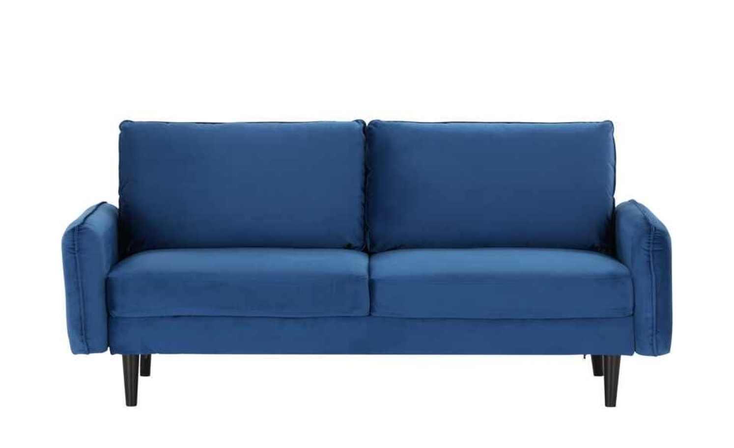 Sofa, 3-sitzig QUEENIE - Mikrofaser