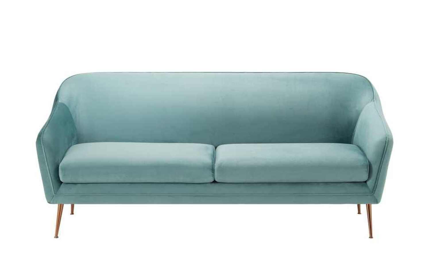 Sofa, 3-sitzig TOLITA Petrol