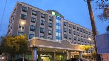 Hotel Holiday Inn Express Los Angeles Lax Airport In