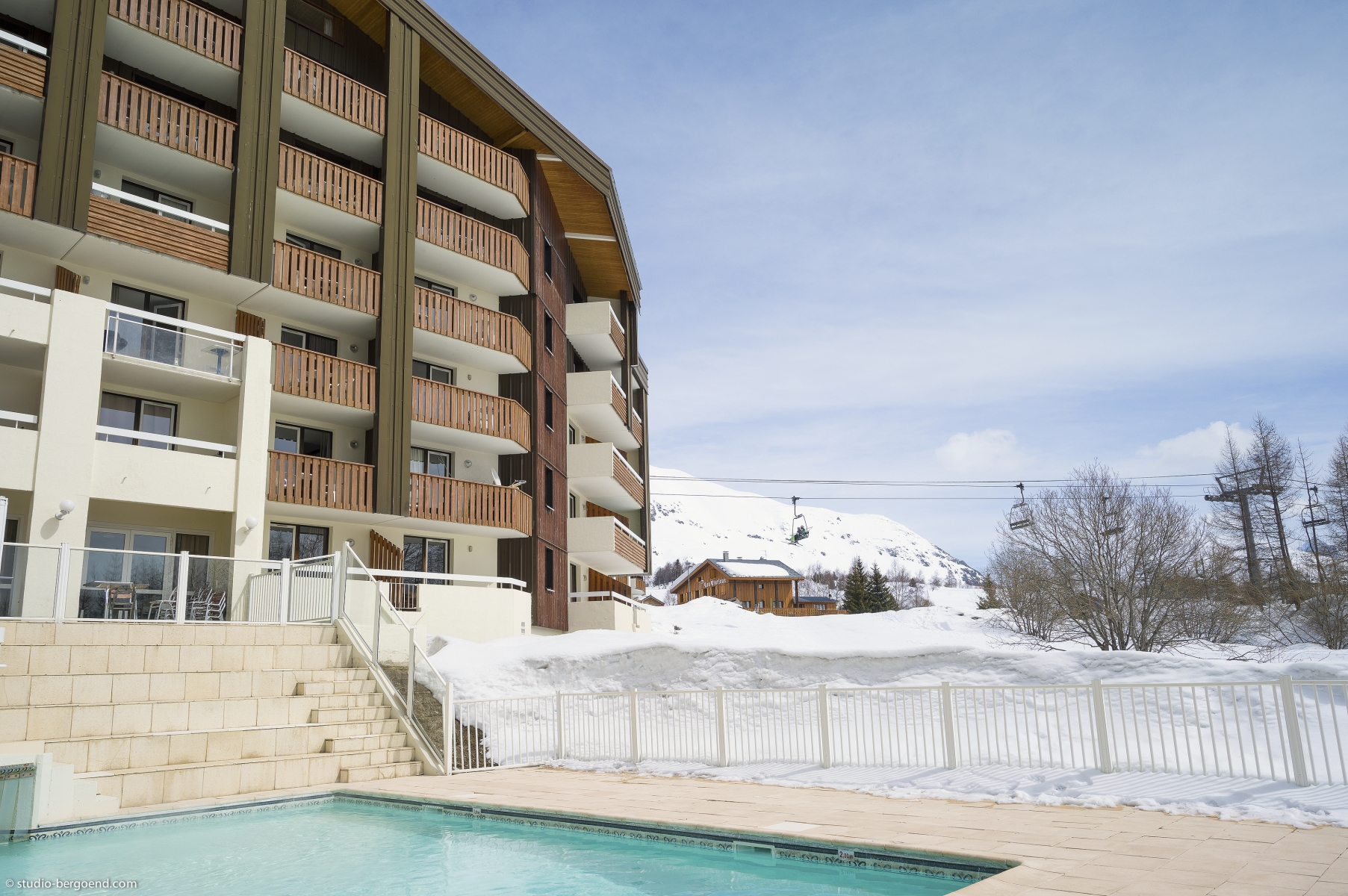 Pierre Vacances Residence Les Bergers In Huez The Best