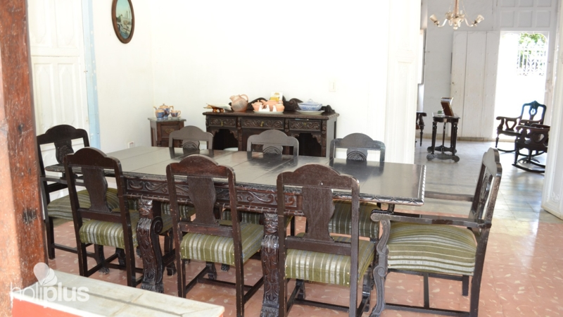 chair covers for rent in trinidad peg perego high cover book online hostal real 54 del jigue no images house dinning room