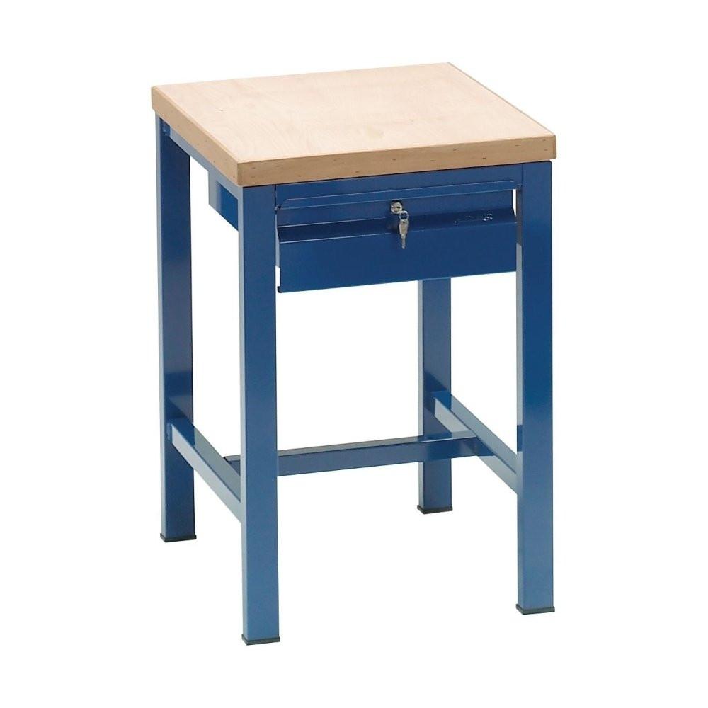 Cerchi Tavolo da lavoro con piano in legno h28608