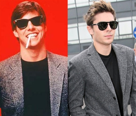Image result for tom cruise zac efron