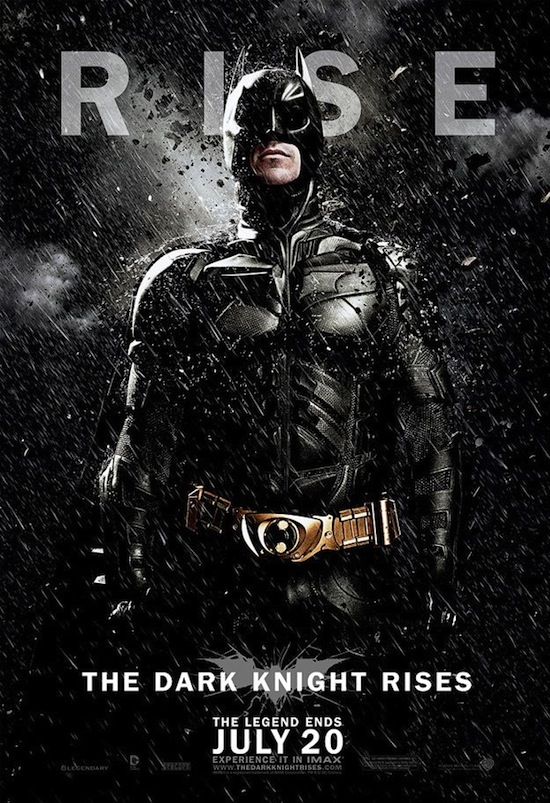 The Dark Knight Rises Streaming : knight, rises, streaming, Knight, Rises', Soundtrack, Streaming, We've, Broken