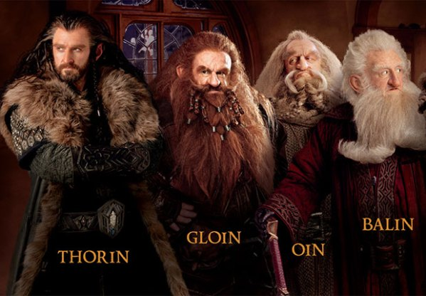 Remember All the 39Hobbit39 Dwarves with This Mnemonic Device