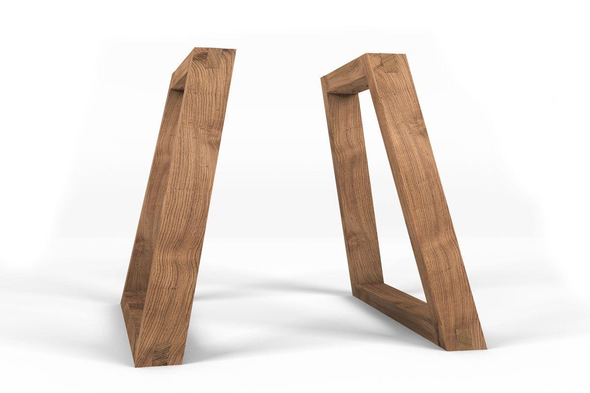 Tischbeine Holz Schrag Ikea Tischbeine