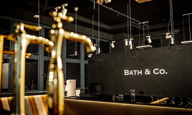 Unique, exclusive bathroom fixtures at the new Bath & Co. Tuscani Concept Store - Home & Decor Singapore