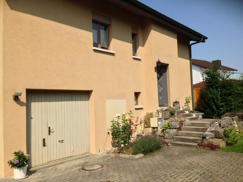 Gepflegtes 5 1/2-Zimmer-Einfamilienhaus Mit Garage Und
