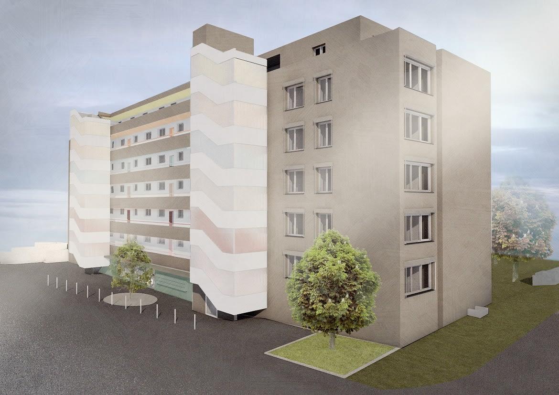 35Zimmer Wohnung 7000 Chur mieten Albulastrasse 3840