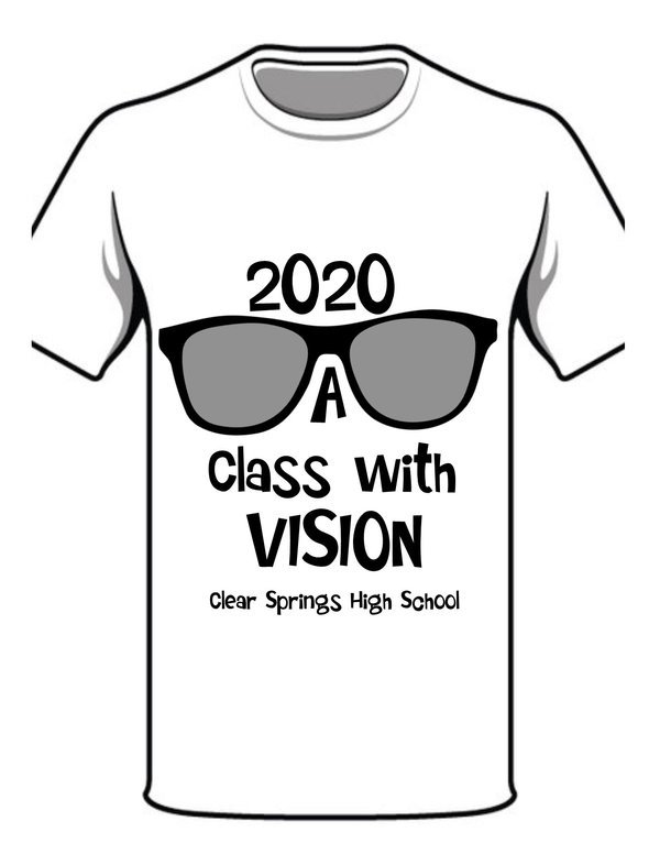 Class of 2020 Project Graduation Home Page