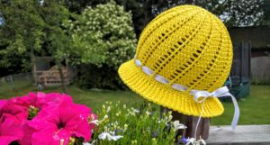 Girl's Sun Hat