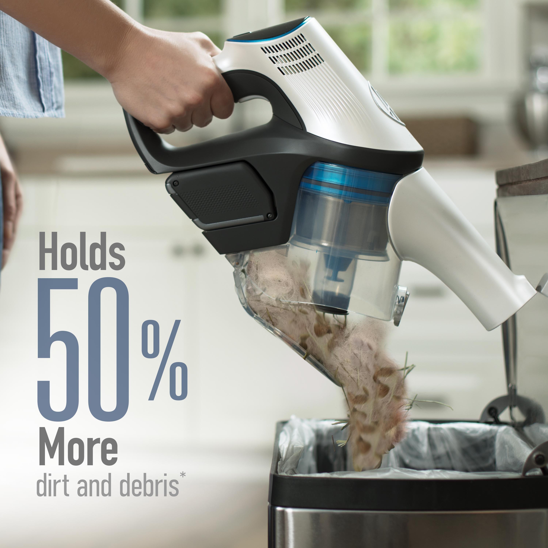REACT Whole Home Cordless Advantage Vacuum  BH53210  Hoover