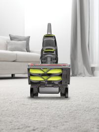 Dual Power Carpet Washer