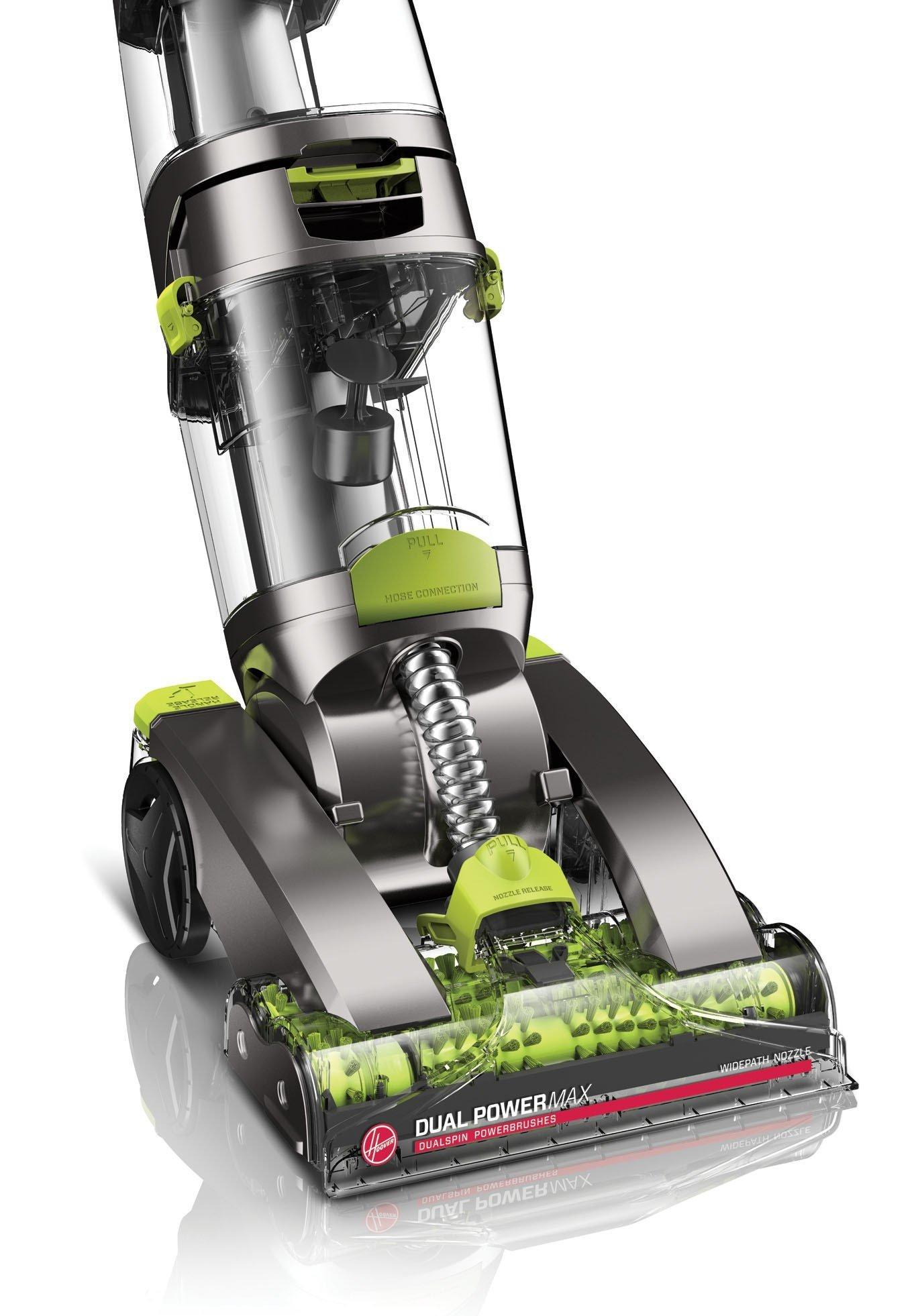 Dual Power Max Pet Carpet Cleaner  FH51001