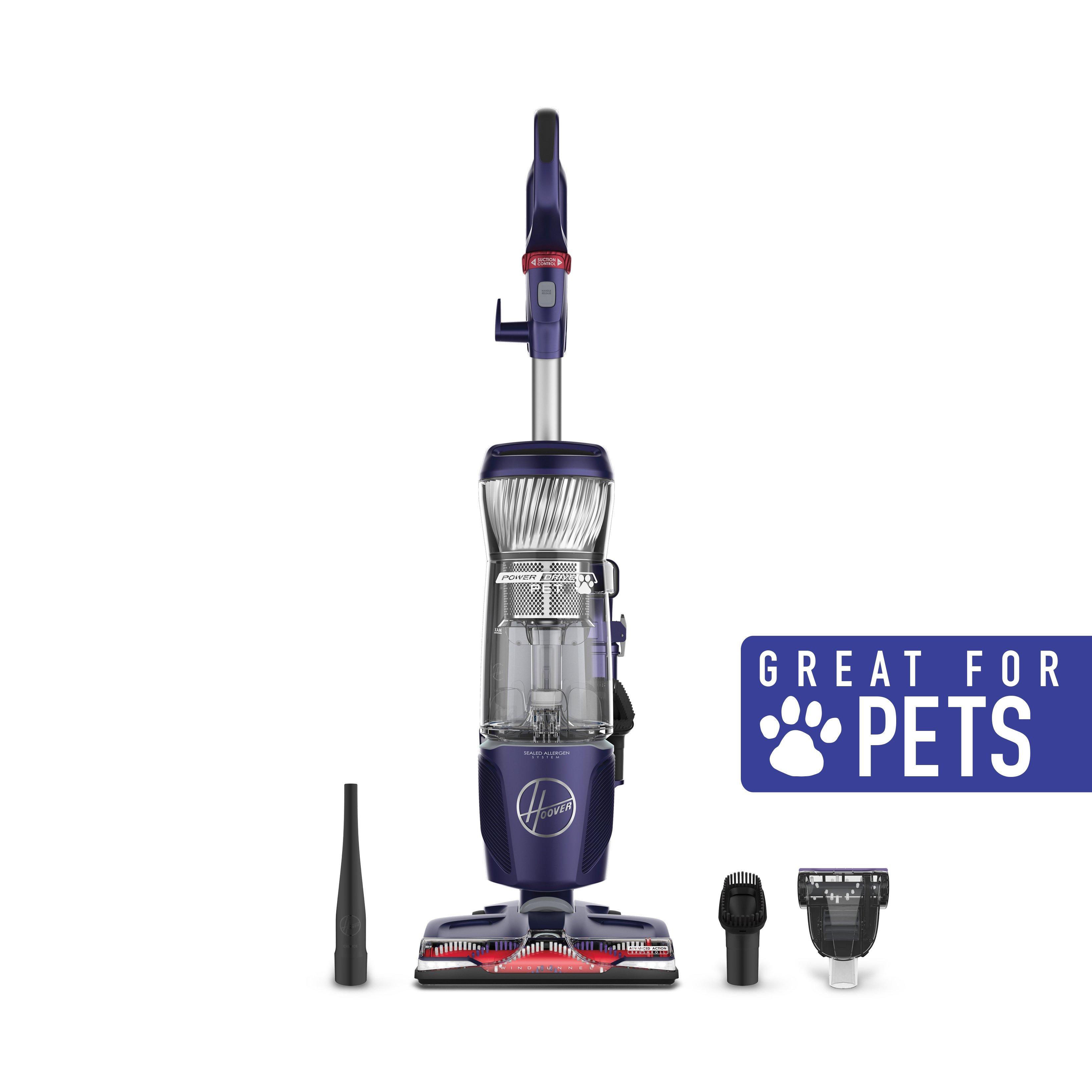 medium resolution of powerdrive pet upright vacuum uh74210pc