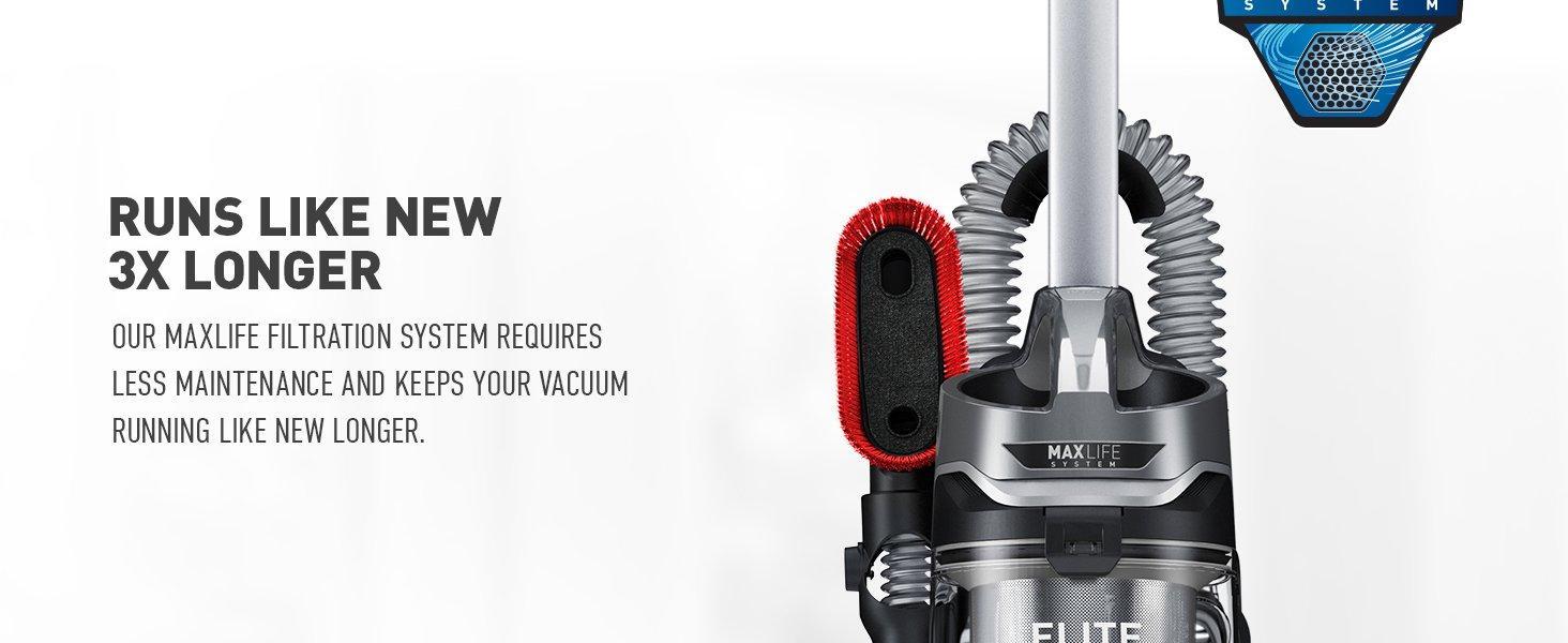 Elite Swivel XL Pet Upright Vacuum