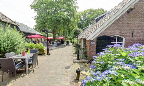 Boutique Hotel en Boerderij restaurant De Gloepe