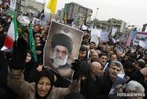 Miting pro-regim la Teheran