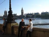 Mihai la Londra