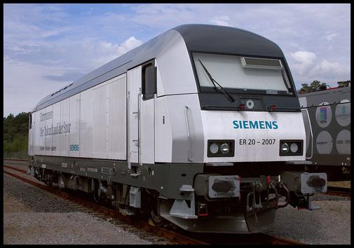 Locomotiva Siemens
