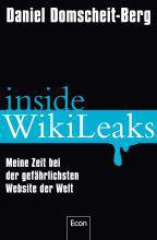 Coperta cartii Inside WikiLeaks