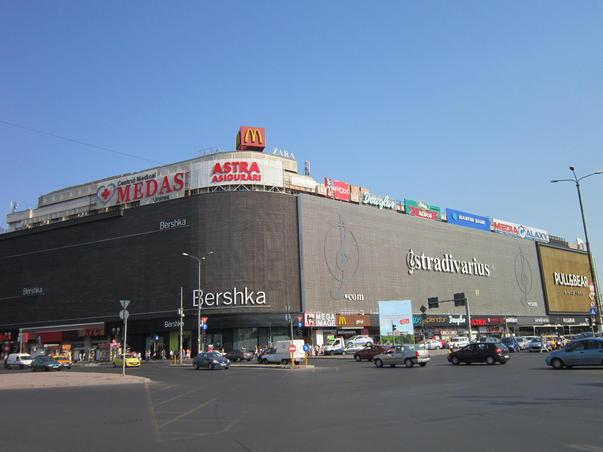 Unirea Shopping Mall