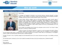 Portalul Romania Educata