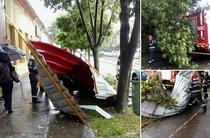Furtuna in Timisoara