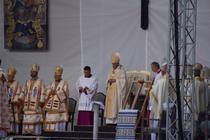 Papa la Blaj